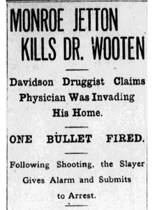 feb 1914 news headline