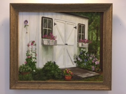 The Shed by Sally Trask