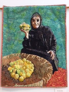 """The Lemon Seller,"" by Roz Dever."